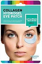 Parfumuri și produse cosmetice Patch-uri cu colagen pentru ochi - Beauty Face Collagen Hydrogel Eye Mask