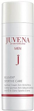 Cremă de față pentru bărbați - Juvena Rejuven Men Sportive Cream Anti Oil & Shine — Imagine N1