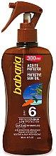 Parfumuri și produse cosmetice Ulei pentru bronzat - Babaria Protective Sun Oil Spf6