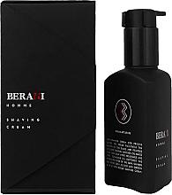 Parfumuri și produse cosmetice Berani Homme - Cremă de ras