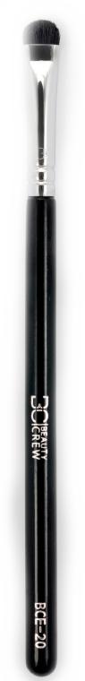 Pensulă pentru fard, BCE-20 - Beauty Crew — Imagine N1
