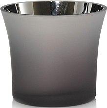 Parfumuri și produse cosmetice Suport pentru lumânări - Yankee Candle Savoy Ombre Metallic Glass Votive