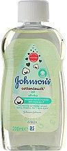 Parfumuri și produse cosmetice Ulei pentru copii - Johnson's Baby Cotton Touch Oil