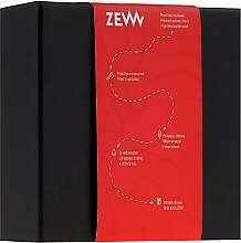 Parfumuri și produse cosmetice Set - Zew For Men Barber's Holiday Kit (soap/85ml + soap/85ml)