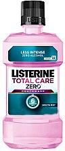 Parfumuri și produse cosmetice Apă de gură - Listerine Total Care Zero