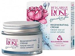 Parfumuri și produse cosmetice Cremă regenerantă - Bulgarian Rose Signature SPA Regenerating Cream