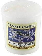 Parfumuri și produse cosmetice Lumânare aromatică - Yankee Candle Midnight Jasmine
