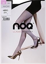 """Parfumuri și produse cosmetice Colanți pentru femei """"Naomi """" 20 Den, nero - Knittex"""