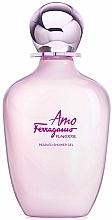 Parfumuri și produse cosmetice Salvatore Ferragamo Amo Ferragamo Flowerful - Gel de duș