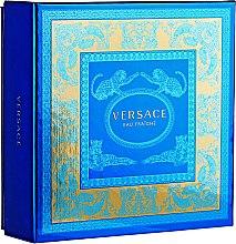 Parfumuri și produse cosmetice Versace Man Eau Fraiche - Set (edt/30ml + sh/gel/50ml)
