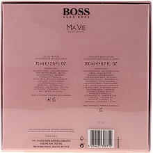 Hugo Boss Boss Ma Vie Pour Femme - Set (edp 75ml + b/l 200ml) — Imagine N2