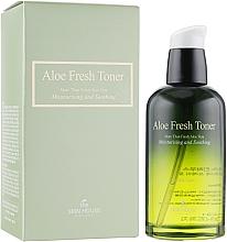Parfumuri și produse cosmetice Toner hidratant cu extract de aloe - The Skin House Aloe Fresh Toner