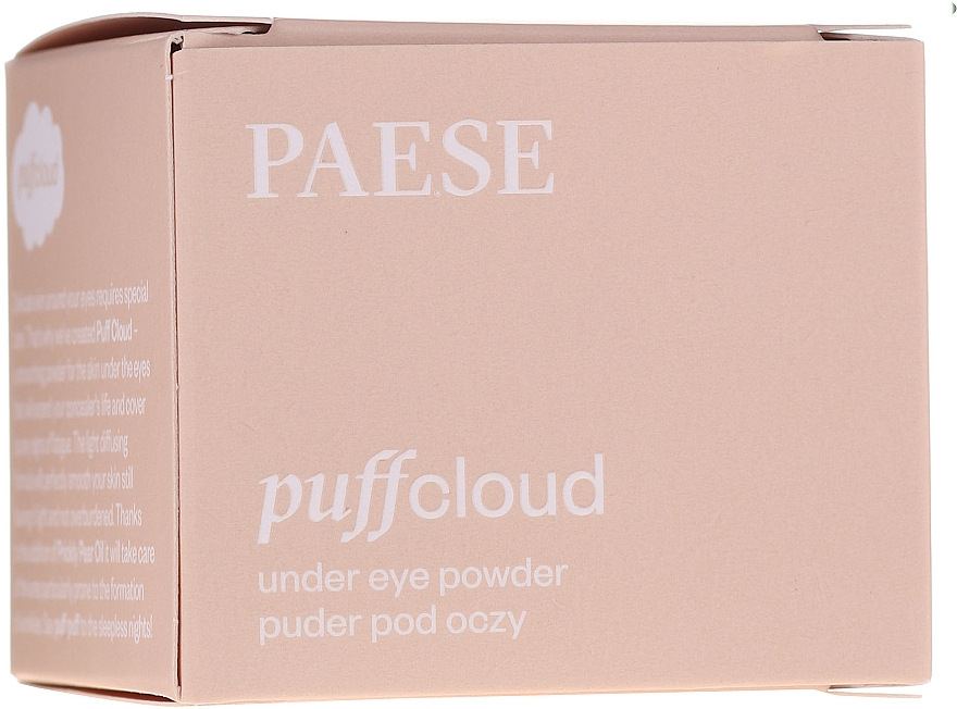 Set - Paese (lipstick/2x6ml + powder/5.3g)