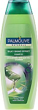 Parfumuri și produse cosmetice Șampon de păr - Palmolive Naturals Silky Shine Effect Shampoo
