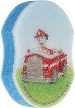 """Parfumuri și produse cosmetice Burete pentru baie """"Patrula de cățeluși"""" - Suavipiel Paw Patrol Bath Sponge"""