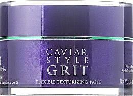 Parfumuri și produse cosmetice Pastă pentru coafură cu extract de caviar negru - Alterna Caviar Style Grit Flexible Texturizing Paste