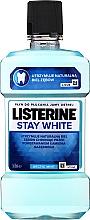 Parfumuri și produse cosmetice Apă de gură cu efect de albire - Listerine Stay White