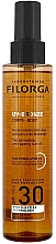 Parfumuri și produse cosmetice Ulei pentru protecție solară - Filorga UV-Bronze Body Tan Activating Anti-Ageing Sun Oil SPF 30