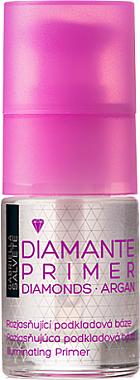 Bază pentru machiaj - Gabriella Salvete Diamante Primer  — Imagine N1