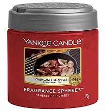 Parfumuri și produse cosmetice Sferă aromatică - Yankee Candle Crisp Campfire Apples Fragrance Spheres