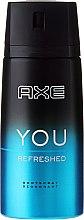 Deodorant-spray - Axe You Refreshed Deodorant Spray — Imagine N1