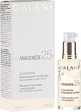 Parfumuri și produse cosmetice Ser pentru față - Orlane Anagenese 25+ Morning Concentrate First Time-Fighting Serum