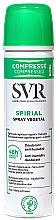 Parfumuri și produse cosmetice Deodorant - SVR Spirial Vegetal Anti-Humidity Deodorant