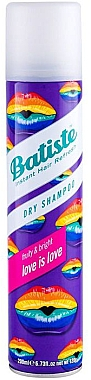 Șampon uscat - Batiste Love Is Love Dry Shampoo — Imagine N1