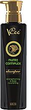"""Parfumuri și produse cosmetice Șampon pentru păr """"Complex nutritiv"""" - VCee Shampoo Nutri Complex"""