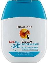 Parfumuri și produse cosmetice Balsam după plajă - Kolastyna S.O.S Balsam 24H (mini)
