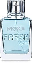 Parfumuri și produse cosmetice Mexx Fresh Man - Apă de toaletă