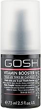 Parfumuri și produse cosmetice Ulei regenerant de păr - Gosh Vitamin Booster