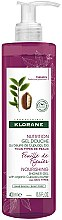 Parfumuri și produse cosmetice Gel de duș - Klorane Cupuacu Fig Leaf Nourishing Shower Gel