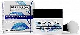 Parfumuri și produse cosmetice Mască detox împotriva petelor pigmentare - Bella Aurora Anti-Dark Spot Detoxifying Mask