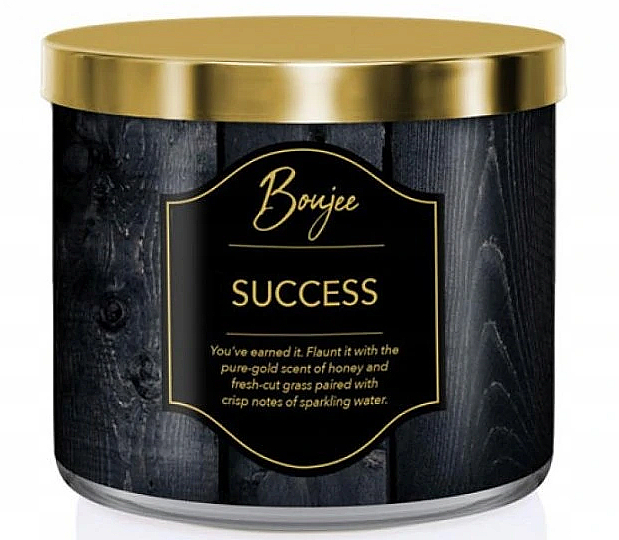 Kringle Candle Boujee Success - Lumânare aromată  — Imagine N1
