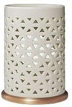 Parfumuri și produse cosmetice Lampă aromatică din ceramică - Yankee Candle Belmont Punched Ceramic Wax Melt Burner