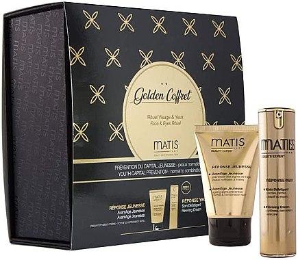 Set - Matis Golden Coffret (f/cr/50ml + eye/cr/15ml) — Imagine N1