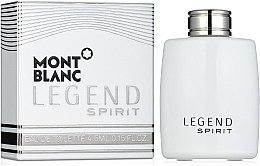 Parfumuri și produse cosmetice Montblanc Legend Spirit - Apă de toaletă (miniatura)