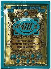 Parfumuri și produse cosmetice Maurer & Wirtz 4711 Original Eau de Cologne - Șervețele revigorante