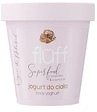 """Parfumuri și produse cosmetice Iaurt de corp """"Ciocolată"""" - Fluff Body Yogurt Chocolate"""