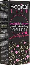 Parfumuri și produse cosmetice Сыворотка для роста ресниц и бровей - Regital Lash Eyelash & Brow Growth Stimulating Serum