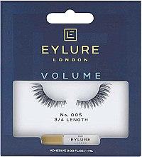 Parfumuri și produse cosmetice Gene false №005 - Eylure Pre-Glued Accents Lash