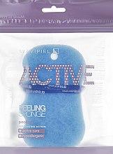 Parfumuri și produse cosmetice Burete de baie, albastru - Suavipiel Active Esponja Peeling