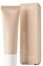 Parfumuri și produse cosmetice Fond de ten - Paese Run For Cover 12H Longwear Fondation SPF10