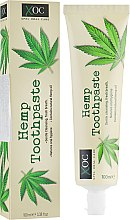 """Parfumuri și produse cosmetice Pastă de dinți """"Cânepă"""" - Xpel Marketing Ltd Oral Care Cleansing Charcoal Toothpaste"""