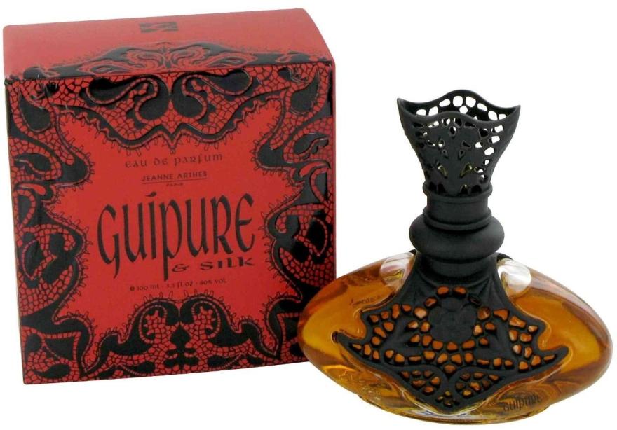 Jeanne Arthes Guipure & Silk - Apă de parfum
