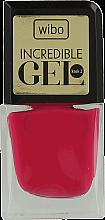 Parfumuri și produse cosmetice Oja semipermanentă - Wibo Incredible Gel