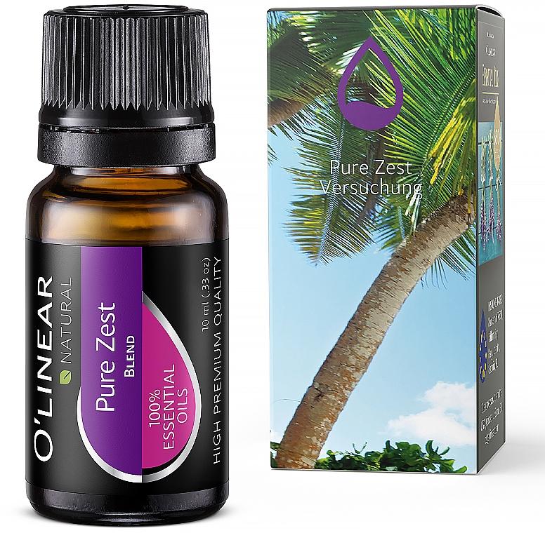 """Amestec de uleiuri esențiale """"Seducție"""" - O`linear Pure Zest Blend Of Essential Oils"""