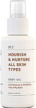 Parfumuri și produse cosmetice Ulei nutritiv pentru toate tipurile de piele - You & Oil Nourish & Nurture Body Oil