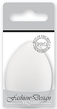 Parfumuri și produse cosmetice Burete pentru machiaj, 36767, alb - Top Choice Foundation Sponge Blender